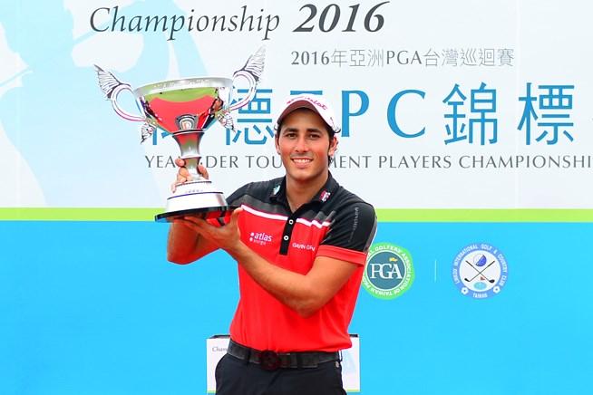 竹安俊也はプレーオフで敗れる C.ピゲムが初優勝