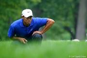 2009年 全米プロゴルフ選手権3日目 タイガー・ウッズ
