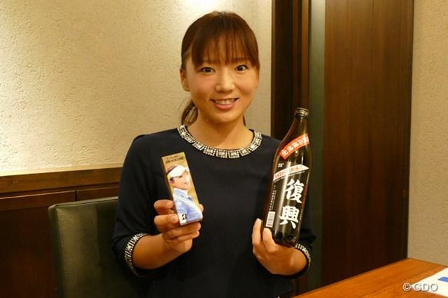 「生活の中で支援を身近に感じてもらえれば」と熊本支援を呼び掛けた有村智恵