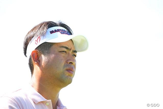 上位2選手の欠場でリオ五輪の切符が近づいた池田勇太。その胸中は穏やかでない? ※撮影は「セガサミーカップ」最終日