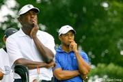 2009年 全米プロゴルフ選手権3日目 タイガー・ウッズ&ビジェイ・シン