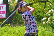 2016年 ECCレディス ゴルフトーナメント 初日 小竹莉乃