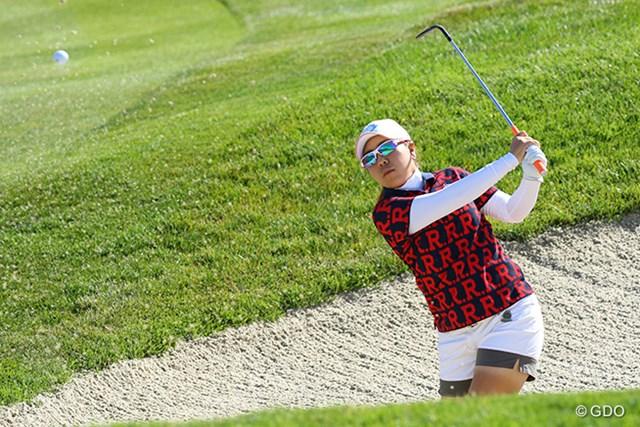 2016年 全米女子オープン 事前 宮里美香 日本勢2番手でのリオ五輪出場を狙う宮里美香