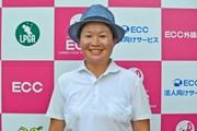 2016年 ECCレディス ゴルフトーナメント 2日目 足立由美佳