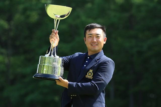 2016年 日本アマチュアゴルフ選手権 最終日 亀代順哉 亀代順哉がプレーオフを制し、アマチュア日本一の栄冠を手にした※画像提供:日本ゴルフ協会