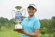 2016年 ECCレディス ゴルフトーナメント 2日目 西木裕紀子