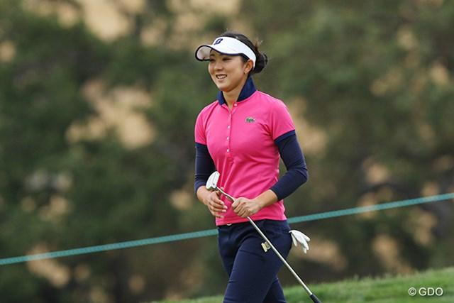 「また挑戦したい」。佐藤絵美の初のメジャー出場は予選落ちに終わった