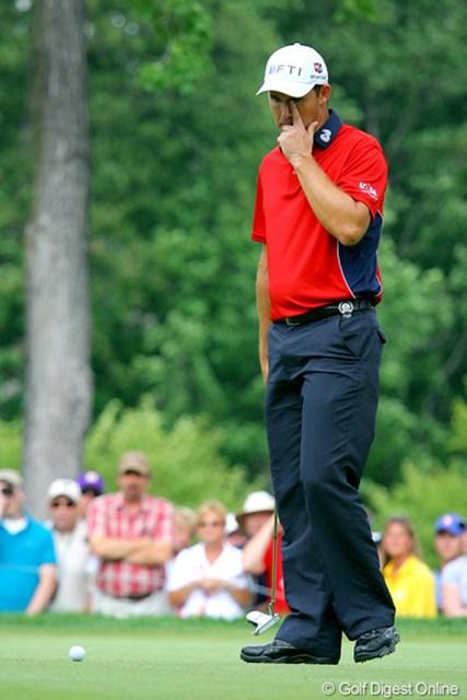 2009年 全米プロゴルフ選手権最終日 パドレイグ・ハリントン 最終日は失速、P.ハリントンの大会連覇は叶わなかった