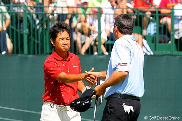 2009年 全米プロゴルフ選手権最終日 藤田寛之 「充実感はあるけど、とにかく悔しい」と56位タイで終えた藤田寛之
