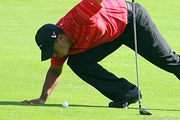 2009年 全米プロゴルフ選手権最終日 タイガー・ウッズ