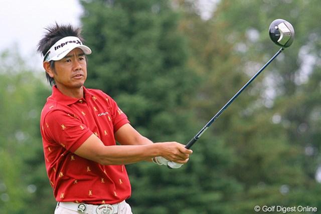2009年 全米プロゴルフ選手権最終日 藤田寛之 藤田寛之も、石川遼と同様に今週の「関西オープン」に出場を予定している