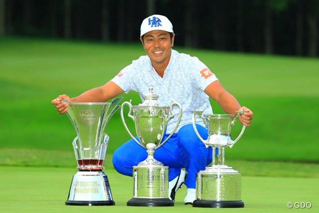 谷原秀人が2週連続優勝をメジャー制覇で遂げた