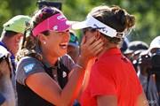 2016年 全米女子オープン 最終日 ブリタニー・ラング