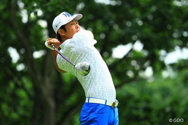 2016年 日本プロ選手権 日清カップヌードル杯 最終日 谷原秀人 大逆転劇で、自身初のメジャータイトルを獲得した谷原秀人