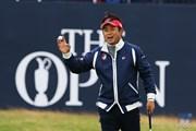 2016年 全英オープン 最終日 池田勇太