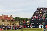 2016年 全英オープン 最終日 英国
