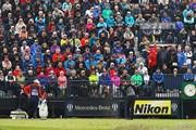 2016年 全英オープン 最終日 ギャラリースタンド
