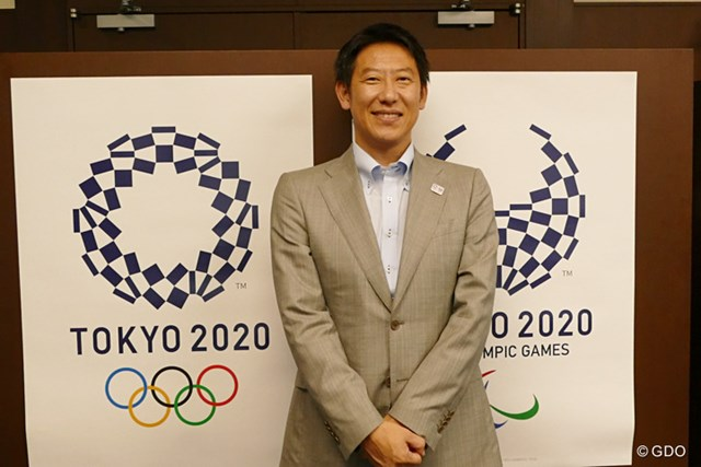 鈴木大地スポーツ庁長官 東京五輪が開催される2020年も視野に、鈴木大地スポーツ庁長官はゴルフ場利用税の撤廃などの課題を語った