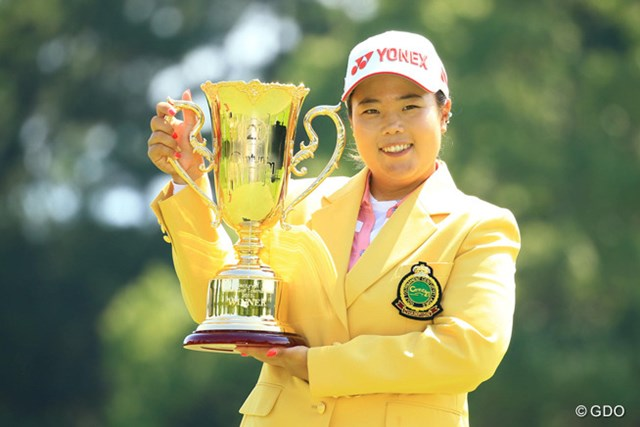 2016年 センチュリー21レディスゴルフトーナメント 事前 アン・ソンジュ 歴代優勝者は二人とも韓国勢。今年は初の日本人優勝者となるか