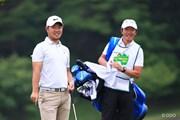 2016年 ダンロップ・スリクソン福島オープンゴルフトーナメント 初日 薗田峻輔