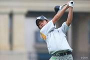 2016年 ダンロップ・スリクソン福島オープンゴルフトーナメント 2日目 中島マサオ