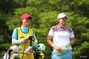 2016年 センチュリー21レディスゴルフトーナメント 2日目 O.サタヤ