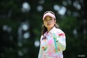 2016年 センチュリー21レディスゴルフトーナメント 2日目 青山加織