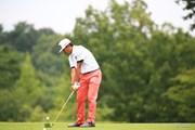 2016年 ダンロップ・スリクソン福島オープンゴルフトーナメント 3日目 正岡竜二