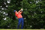 2016年 ダンロップ・スリクソン福島オープンゴルフトーナメント 3日目 増田伸洋