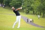 2016年 ダンロップ・スリクソン福島オープンゴルフトーナメント 3日目 大堀裕次郎