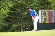 2016年 ダンロップ・スリクソン福島オープンゴルフトーナメント 3日目 藤田寛之