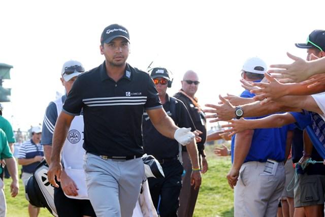 2016年 全米プロゴルフ選手権 事前 ジェイソン・デイ 予選ラウンドは過去覇者のミケルソン、マキロイと同組で激突するジェイソン・デイ※画像は2015年大会