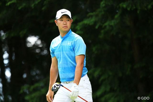 2016年 ダンロップ・スリクソン福島オープンゴルフトーナメント 最終日 薗田峻輔 悔しい4位なのかな
