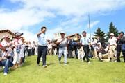2016年 ダンロップ・スリクソン福島オープンゴルフトーナメント 最終日 時松隆光