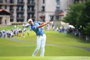2016年 ダンロップ・スリクソン福島オープンゴルフトーナメント 最終日 大堀裕次郎