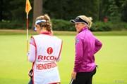 2016年 全英リコー女子オープン 事前 ブルック・ヘンダーソン