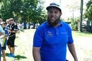 2016年 全米プロゴルフ選手権 事前 アンドリュー・ジョンストン