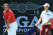2016年 全米プロゴルフ選手権 事前 松山英樹 ダニー・リー
