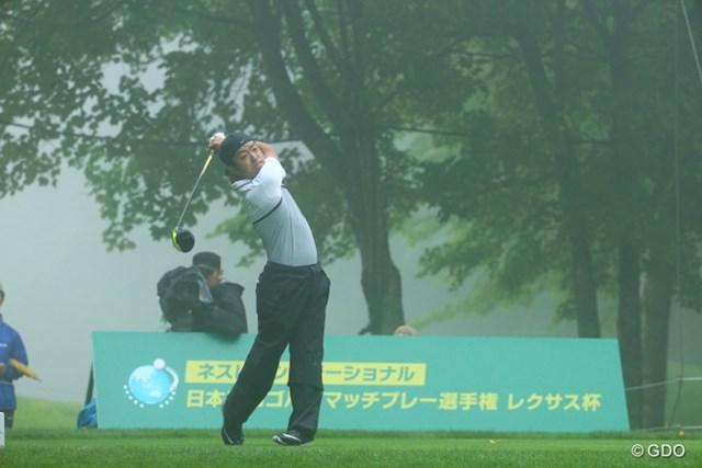 2016年 ネスレインビテーショナル 日本プロゴルフマッチプレー選手権 レクサス杯 初日 時松隆光 1回戦で前年王者を破る金星! 勢いにのる時松隆光が2回戦にコマを進めた