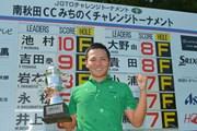 2016年 南秋田カントリークラブみちのくチャレンジトーナメント 最終日 池村寛世