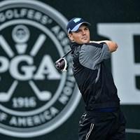 4打差の6位で週末へ向かうM.カイマー。メジャー勝利の味を知る元世界ランク1位だ(Stuart Franklin/Getty Images) 2016年 全米プロゴルフ選手権 2日目 マルティン・カイマー