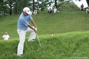 2009年 関西オープンゴルフ選手権競技 2日目 小田孔明