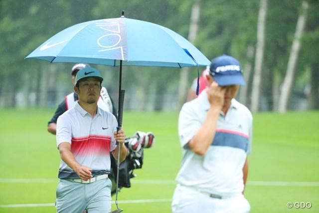 2016年 ネスレインビテーショナル 日本プロゴルフマッチプレー選手権 レクサス杯 2日目 時松隆光 谷口徹 3回戦で谷口徹を破り4強へ。時松隆光の快進撃は続く