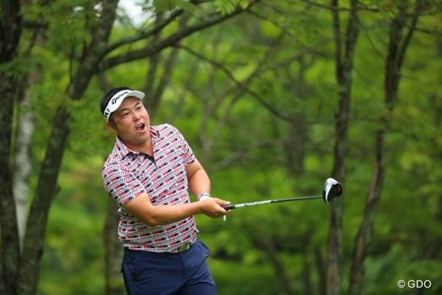 2016年 ネスレインビテーショナル 日本プロゴルフマッチプレー選手権 レクサス杯 2日目 小田龍一 苦手なマッチプレーで躍動感も出てきた? ベスト4進出を決めた小田龍一