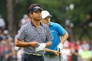 2016年 全米プロゴルフ選手権 4日目 池田勇太 ジョーダン・スピース