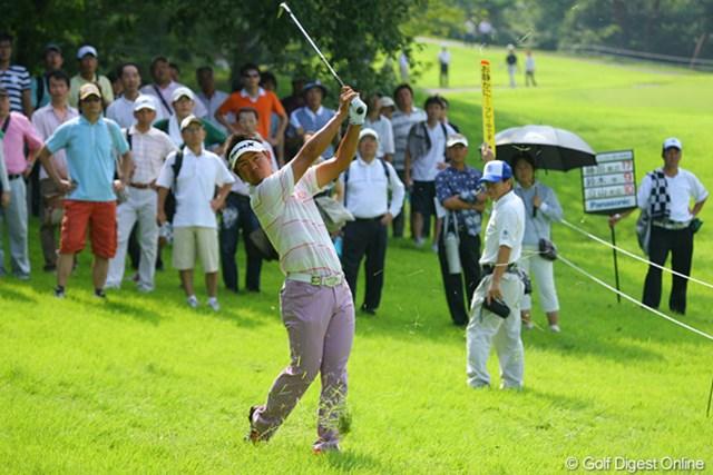 「9よりは10アンダーの方が気持ちいい」。会心のゴルフを見せた藤田寛之