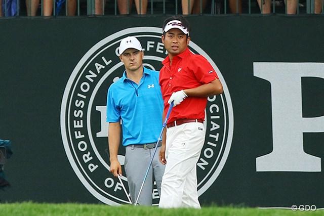 2016年 全米プロゴルフ選手権 最終日 池田勇太 ジョーダン・スピースとメジャー大会の決勝36ホールを回った池田勇太。貴重な経験となったはず