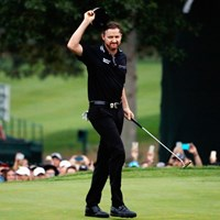 メジャー初タイトルを飾ったJ.ウォーカー(Kevin C. Cox/Getty Images) 2016年 全米プロゴルフ選手権 最終日  ジミー・ウォーカー