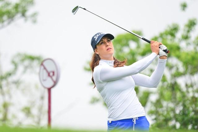 ロシアのドーピング問題には影響されず、五輪出場を決めたマリア・ベルチェノワ(VCG/VCG via Getty Images)