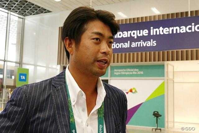 ドタバタで、なんとかリオにたどり着いた池田勇太。悪いことがあれば、良いこともあるはずさ!
